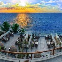 Overlooking the Arabian Sea