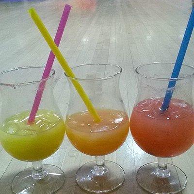 Cocktails avec ou sans alcool
