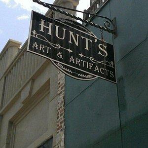 Hunt's Art & Artifacts