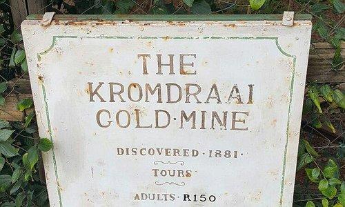 Krondraai gold mine