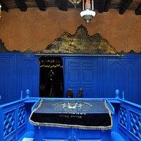 Rabbi Chaim Pinto Synagogue in Essaouira