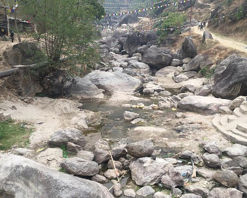 Day out place for Kathmanduites for play in fresh water. Must place during summer when there is