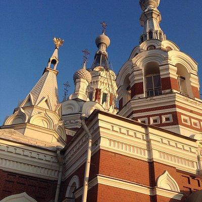 Собор Святителя Николая Чудотворца