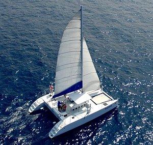 SV Kolea - Sailing Kona Big Island