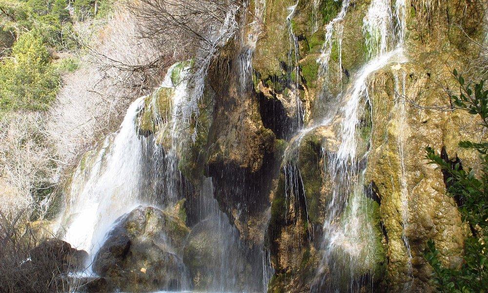 Nacimiento río Cuervo