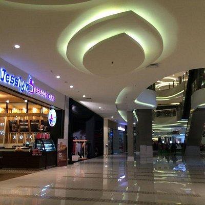 Mall baru di Yogya
