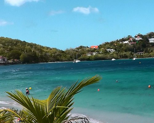 Trois-îlets Plage d'Anse Mitan 2