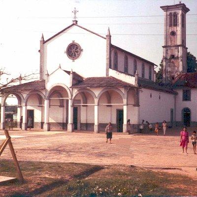 Igreja de Nossa Senhora da Imaculada Conceição - Sena Madureira-AC