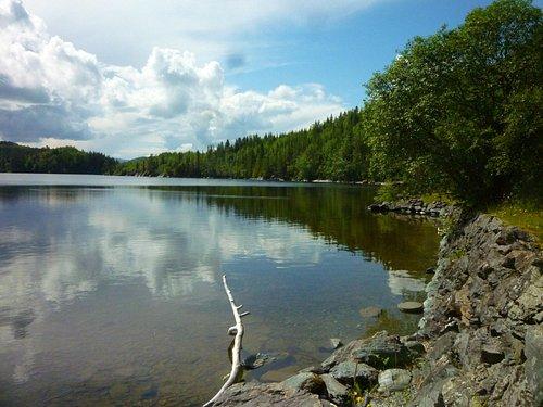 Drinking water for Trondheim, Jonsvann