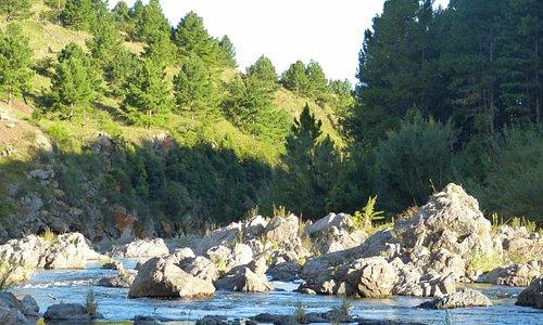 Río El Durazno.