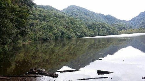 Laguna San Nicolás (San Bartolo) para llegar hay q caminar 20 km por medio del monte