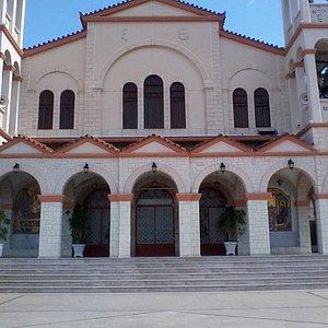 Evaggelistria church