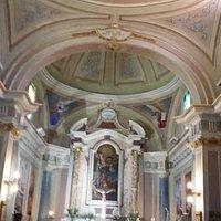 interno navata centrale