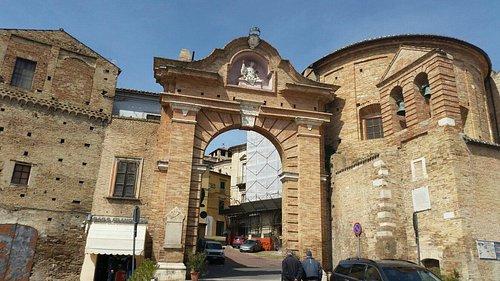 Porta San Francesco
