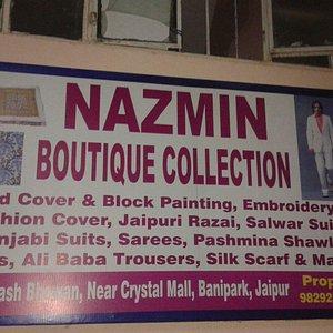 Nazmin Boutique Collection