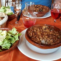 Cassoulet for 2