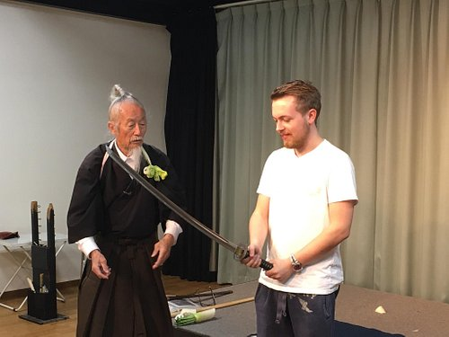 The Last and Only Samurai Show
