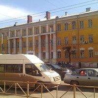 Вид с Первомайского проспекта