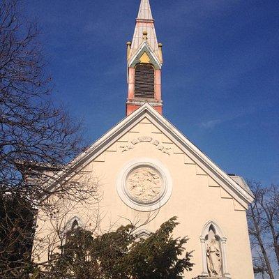 Jesus´s Saint Heart Chapel