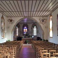 Vue de La Chapelle du Schafferthal