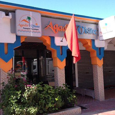 Bureau Agadir Visite 1