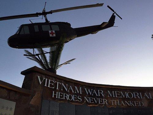 Vietnam Memorial @ Las Cruces Veterans Memorial Park