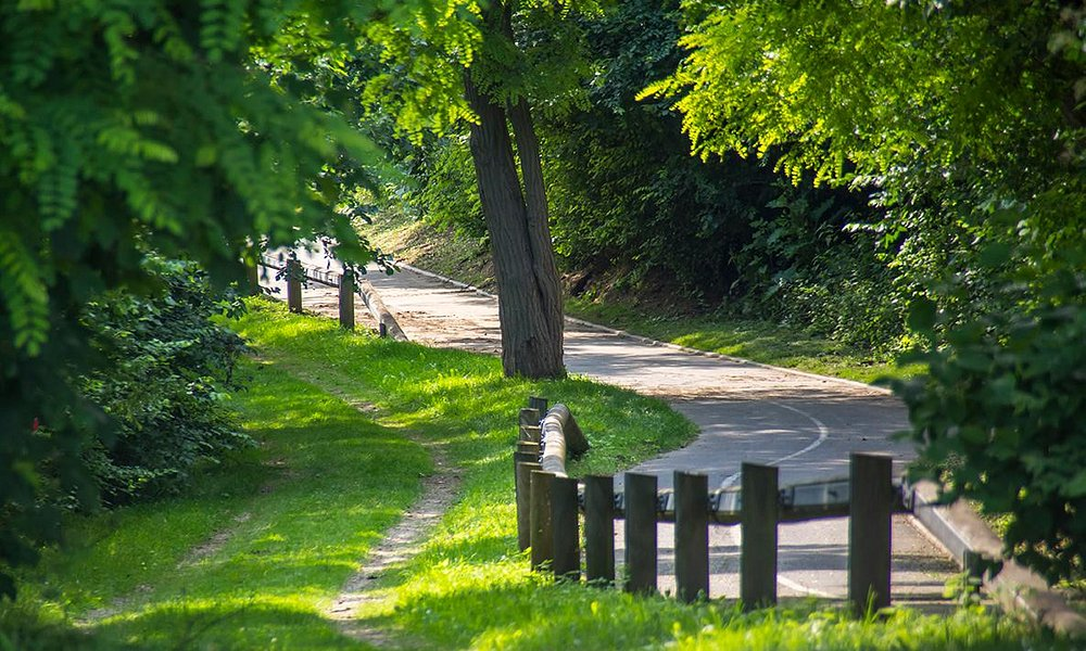 Sentier de la vallée verte