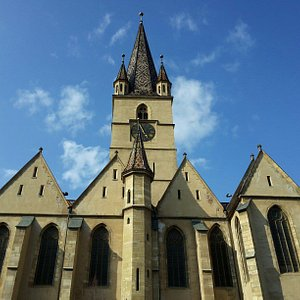 Lutheran Evangelical Cathedral & Tower