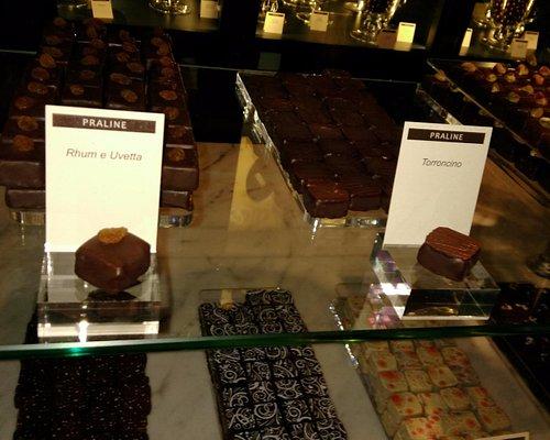 Odilla Chocolat amuse-bouche