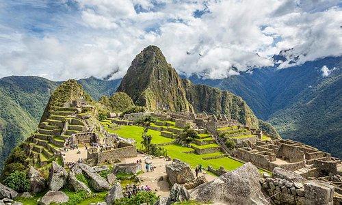 Un espectacular conjunto de templos sagrados, terrazas y plazas fue la ciudadela Inca Machu Picc