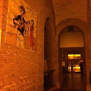 Murcia Bullfighting Ring Interior Walls