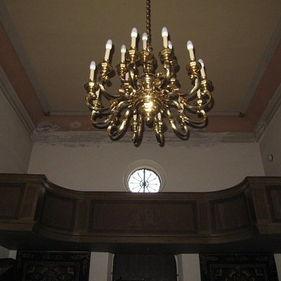 San Rocco - Intérieur