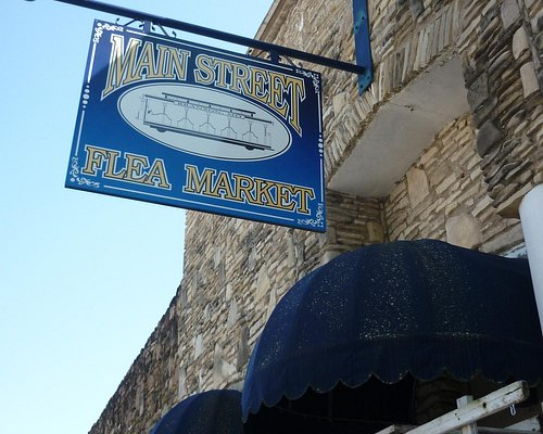 Main Street Flea Market