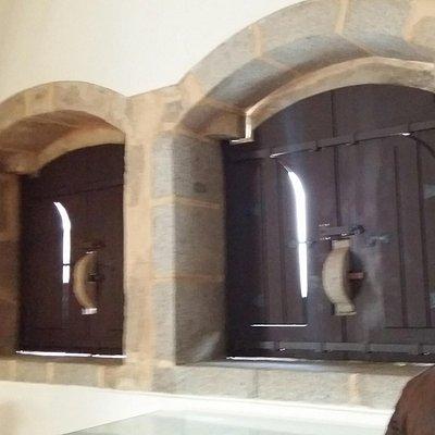 Interior do museu