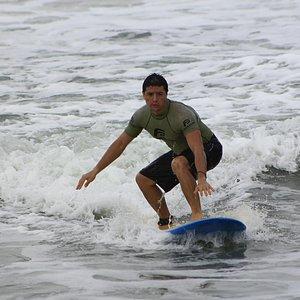 Escola ZECÃO DE SURF