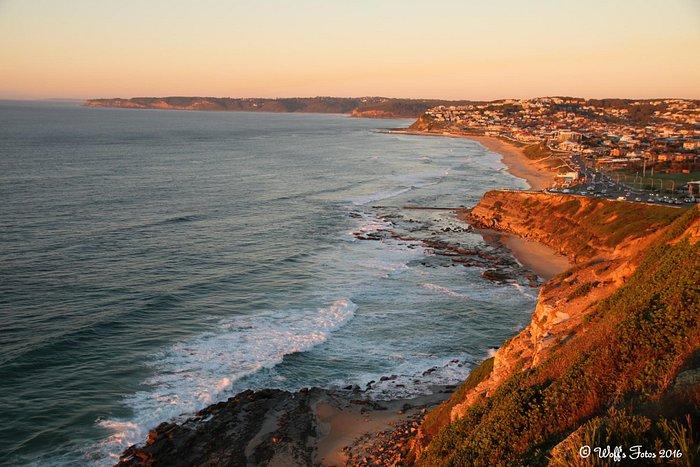 Some of the coastline