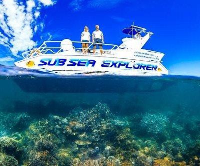 The Sub Sea Explorer, Coral Bay