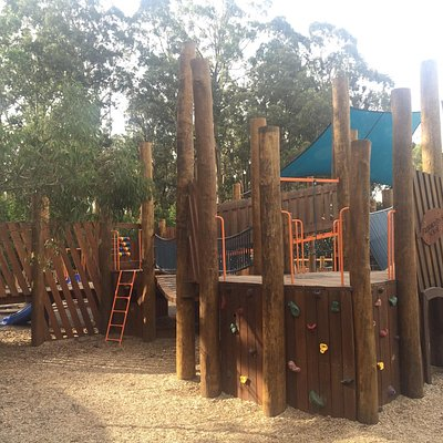 A great playground - good amenities toilets picnic area