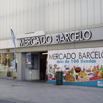 Рынок Барсело