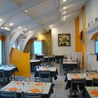 Restaurant grande salle à Riom