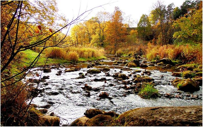 Святая река.