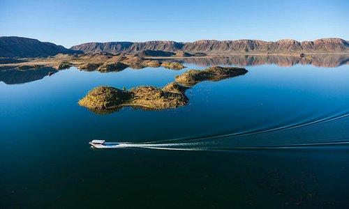 Lake Argyle Cruises - The Original Tour Company
