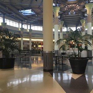 Nice shopping mall