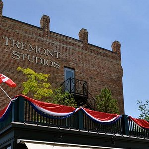 The historic Tremont building