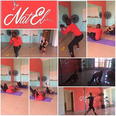 индивидуальные фитнесс-тренировки