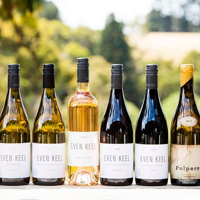 Wines of the Polperro cellar door