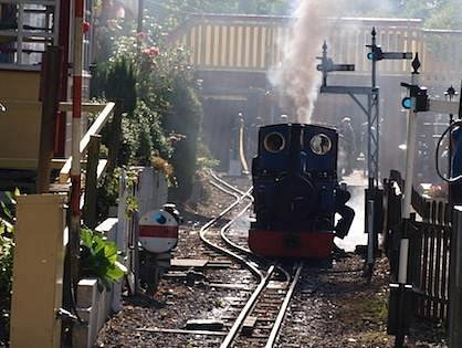 Leek and Rudyard Railway
