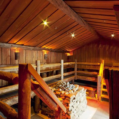 Thermalbad Aukammtal - Loftsauna