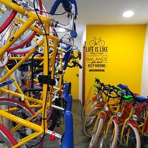 Quality bikes