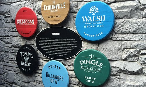 Discover more about the history of Irish Whiskey